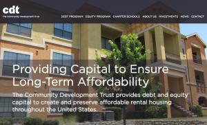 CDT - Community Development Trust