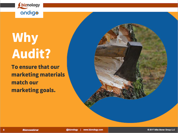 Digital Marketing Audit Webinar